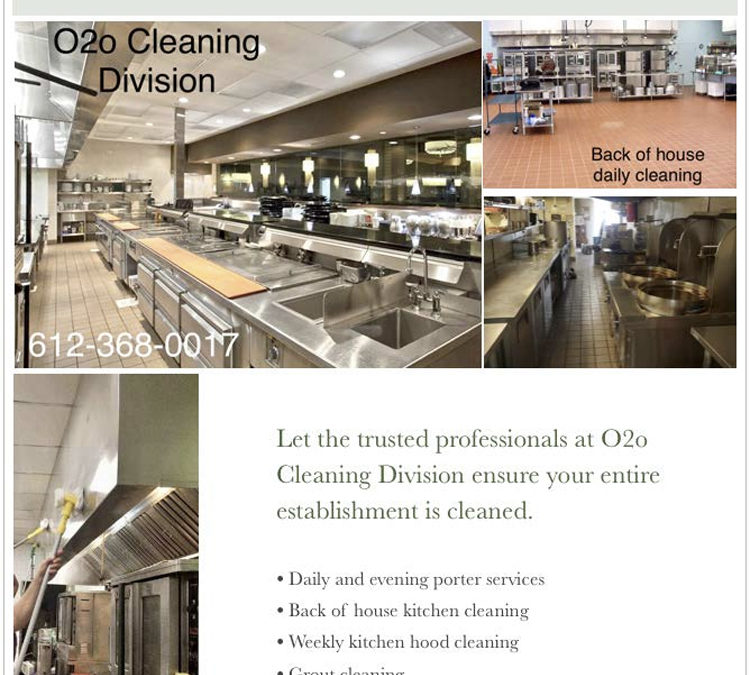 O2o Cleaning Division- Cleaning at it's finest